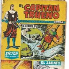 Tebeos: EL CAPITAN TRUENO EXTRA NUM 313 - ORIGINAL. Lote 196515681