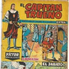 Tebeos: EL CAPITAN TRUENO EXTRA NUM 315 - ORIGINAL. Lote 196515837
