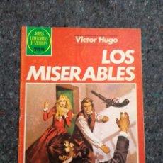 Tebeos: JOYAS LITERARIAS JUVENILES Nº 263 - LOS MISERABLES DE VICTOR HUGO. Lote 196829482
