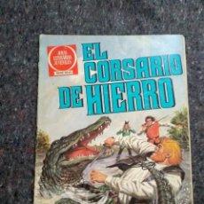 Tebeos: EL CORSARIO DE HIERRO Nº 57 - JOYAS LITERARIAS JUVENILES SERIE ROJA. Lote 196832202