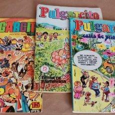 Tebeos: PULGARCITO EXTRA PRIMAVERA 1966 1978 1980 - BRUGUERA - TAMBIÉN SUELTOS. Lote 196847001