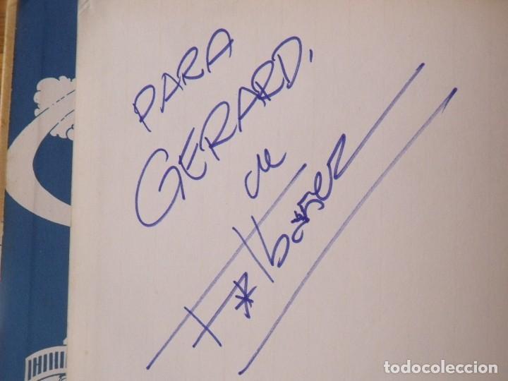 Tebeos: Mortadel·lo i Filemó. Contra la banda del Llardó. Firmado y dedicado por Francisco Ibáñez. 1990. - Foto 3 - 196891372