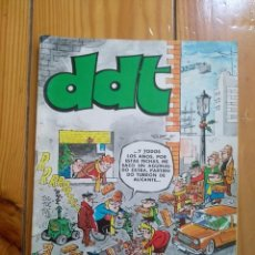 Tebeos: DDT ALMANAQUE PARA 1976. Lote 196909423