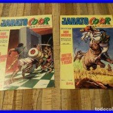 Tebeos: AVENTURA DEL JABATO 1970 ED. BRUGUERA DOS COMICS. Lote 196936186