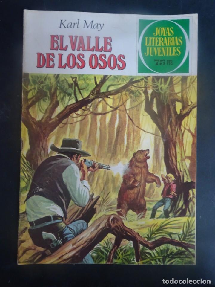 Tebeos: LOTE DE 4 TEBEOS JOYAS LITERARIAS JUVENILES, VER FOTOS - Foto 13 - 197026811