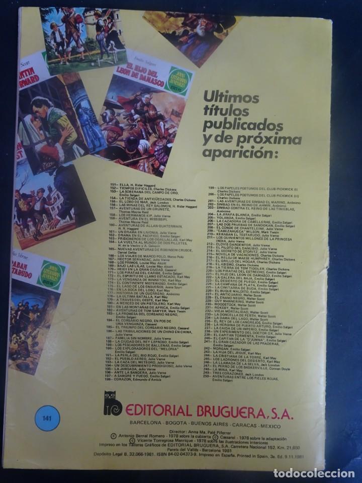 Tebeos: LOTE DE 4 TEBEOS JOYAS LITERARIAS JUVENILES, VER FOTOS - Foto 14 - 197026811