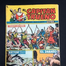 Tebeos: EL CAPITAN TRUENO EXTRA Nº 212 - VER FOTO. Lote 197043410