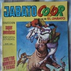 Tebeos: EL JABATO Nº 40 PRIMERA EPOCA. EN EXCELENTE ESTADO. Lote 197098716