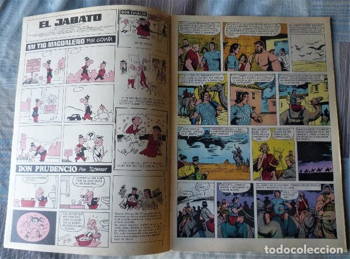 Tebeos: EL JABATO Nº 43 PRIMERA EPOCA. EN EXCELENTE ESTADO - Foto 3 - 197098978