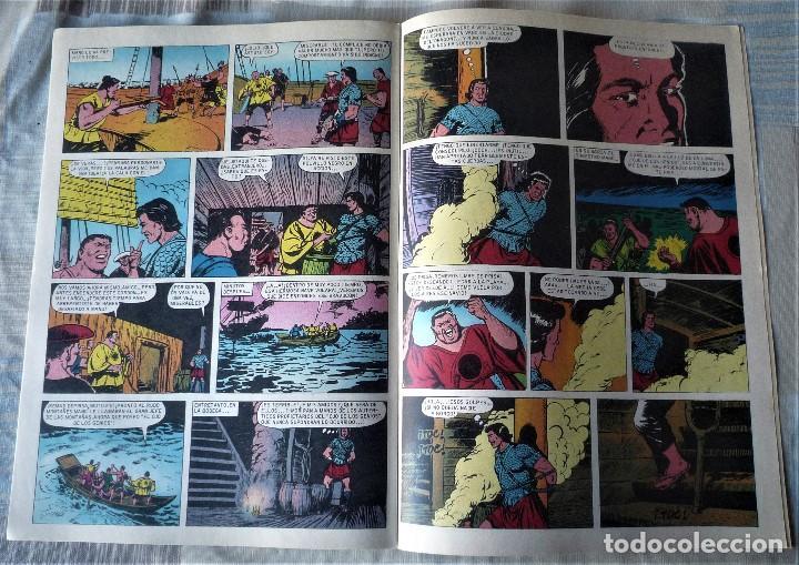 Tebeos: EL JABATO Nº 47 PRIMERA EPOCA. EN EXCELENTE ESTADO - Foto 4 - 197099250
