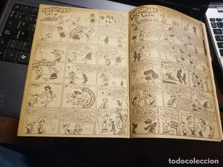 Tebeos: magos del lapiz, pulgarcito cucufato pi, raro y unico años 40 - Foto 12 - 36752030