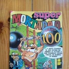 BDs: SUPER MORTADELO Nº 100. Lote 197165277