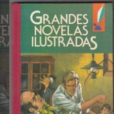 Tebeos: GRANDES NOVELAS ILUSTRADAS Nº3. Lote 197274665
