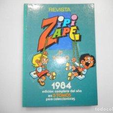 Tebeos: REVISTA ZIPI ZAPE 1ª TOMO 1984 Y99319W. Lote 197292828