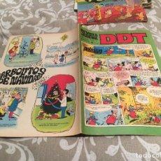 Tebeos: DDT - Nº 127 - EDITORIAL BRUGUERA - 1969. Lote 197324013
