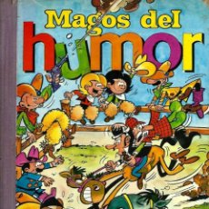 Tebeos: MAGOS DEL HUMOR Nº XIII - CON 5 OLE RAROS: SIR TIM O'THEO, ANACLETO, CINE LOCURAS ETC- BRUGUERA 1973. Lote 197361611