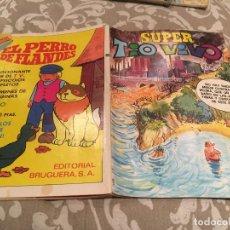 Livros de Banda Desenhada: SUPER TIO VIVO Nº 65 EDITORIAL BRUGUERA 1978. Lote 197395821