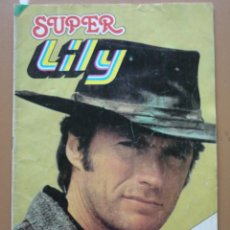 Tebeos: SUPER LILY. Lote 197446561