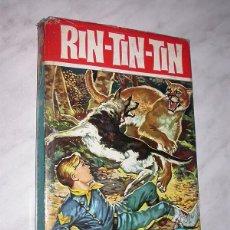 Tebeos: RIN TIN TIN. LA CUEVA DEL ECO. COLECCIÓN HÉROES Nº 11. EDITORIAL BRUGUERA, 1965. VICENTE ROSO. BLEY.. Lote 197607646