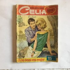 Tebeos: NOVELA GRAFICA COMIC COLECCION CELIA Nº 16 EDITORIAL BRUGUERA 1976. Lote 197644172