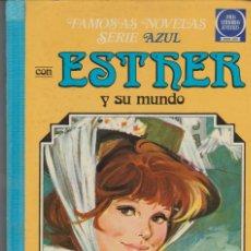 Tebeos: ESTHER Y SU MUNDO -- SERIE AZUL Nº 3 . Lote 197712311