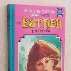 Tebeos: ESTHER Y SU MUNDO (NÚMERO 7). CRISTINA Y SUS AMIGAS. CANDY, MODELO EN APUROS. (ED. BRUGUERA. COL. FA. Lote 197713573