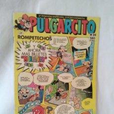 Tebeos: PULGARCITO Nº 24 EDICIONES B AÑO 1987 EDICION 2ª PARA COLECCIONISTA. Lote 197750016