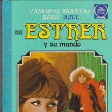 Tebeos: ESTHER SERIE AZUL Nº1 -- 3ª EDICIÓN 1983. Lote 197906763