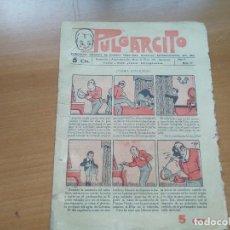Tebeos: PULGARCITO Nº 27 (EDIT. EL GATO NEGRO) AÑO II 1922. Lote 197929066