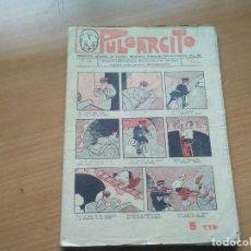 Tebeos: PULGARCITO Nº 67 (EDIT. EL GATO NEGRO) AÑO II 1922. Lote 197929103
