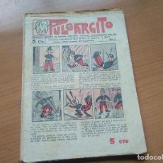 Tebeos: PULGARCITO Nº 42 (EDIT. EL GATO NEGRO) AÑO II 1922. Lote 197929178