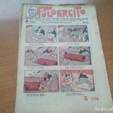 Tebeos: PULGARCITO Nº 43 (EDIT. EL GATO NEGRO) AÑO II 1922. Lote 197929238