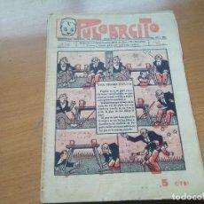 Tebeos: PULGARCITO Nº 58 (EDIT. EL GATO NEGRO) AÑO II 1922. Lote 197929291