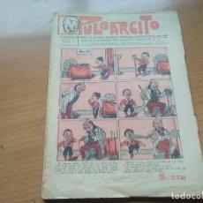 Tebeos: PULGARCITO Nº 53 (EDIT. EL GATO NEGRO) AÑO II 1922. Lote 197929365