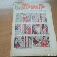Tebeos: PULGARCITO Nº 56 (EDIT. EL GATO NEGRO) AÑO II 1922. Lote 197929403