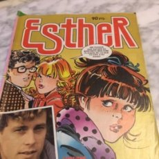 Tebeos: ESTHER 75 POSTER WILLIE AAMES. Lote 197946383