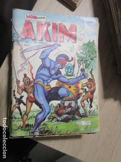 EL JABATO EN FRANCES, AKIM Nº 373, (Tebeos y Comics - Bruguera - Jabato)