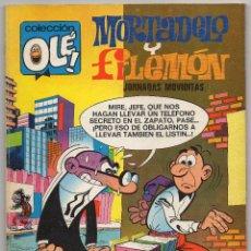 Tebeos: OLE Nº 95 (BRUGUERA 1ª EDICION 1974). Lote 198157277
