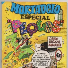 Tebeos: MORTADELO ESPECIAL PEQUES Nº 58 (BRUGUERA 1979). Lote 198158601