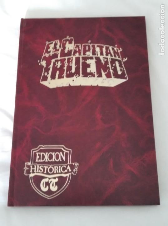EL CAPITÁN TRUENO EDICIÓN HISTÓRICA TOMO 14 EDICIONES B S.A. AÑO 1978 (Tebeos y Comics - Bruguera - Capitán Trueno)