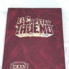 Tebeos: EL CAPITÁN TRUENO EDICIÓN HISTÓRICA TOMO 18 EDICIONES B S.A. AÑO 1978. Lote 261667990