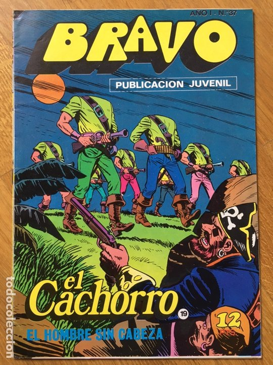 Tebeos: EL CACHORRO - BRAVO - LOTE DE 20 NÚMEROS - Foto 8 - 198200970
