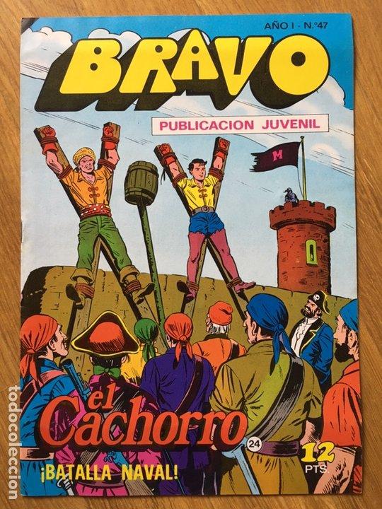 Tebeos: EL CACHORRO - BRAVO - LOTE DE 20 NÚMEROS - Foto 13 - 198200970