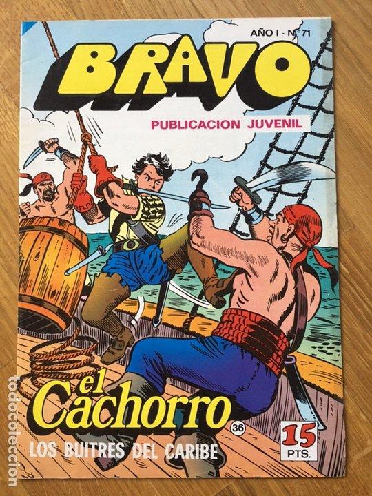 Tebeos: EL CACHORRO - BRAVO - LOTE DE 20 NÚMEROS - Foto 20 - 198200970