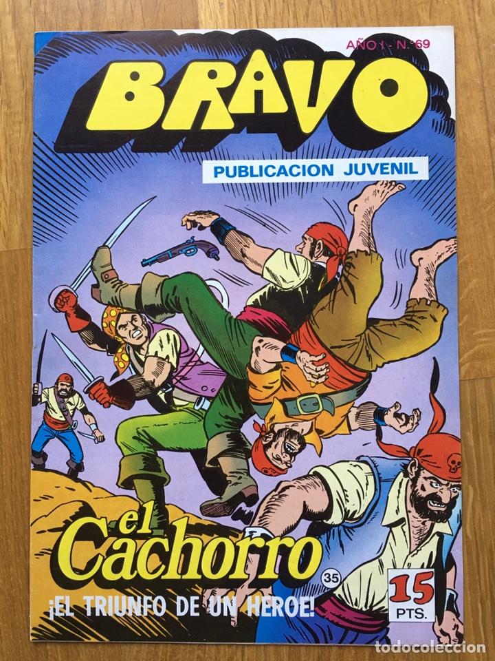 Tebeos: EL CACHORRO - BRAVO - LOTE DE 20 NÚMEROS - Foto 19 - 198200970