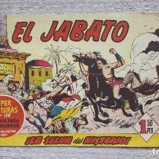 Tebeos: EL JABATO NUMERO 21 LA SELVA DEL MISTERIO GRAPA (BRUGUERA). Lote 198213557