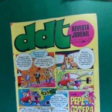 BDs: DDT Nº 529 EXCELENTE ESTADO. Lote 198296706