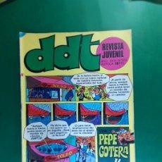 Tebeos: DDT-Nº502-EXCELENTE ESTADO-. Lote 198296783