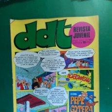 Tebeos: DDT-Nº467-EXCELENTE ESTADO-. Lote 198296838