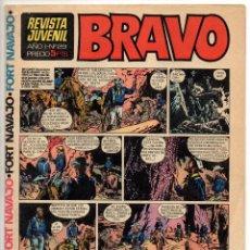 Tebeos: BRAVO Nº 29 (BRUGUERA 1968). Lote 198364356